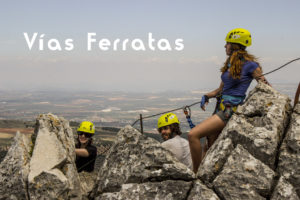 Vías Ferratas en Andalucía karma T.A