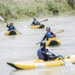 Kayak en Andalucía