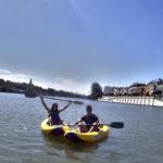 Kayak en Sevilla