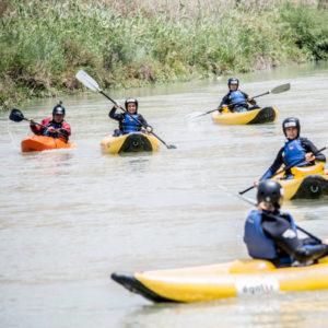 Reserva Kayak