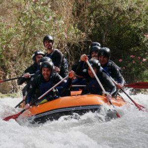 Reserva Rafting