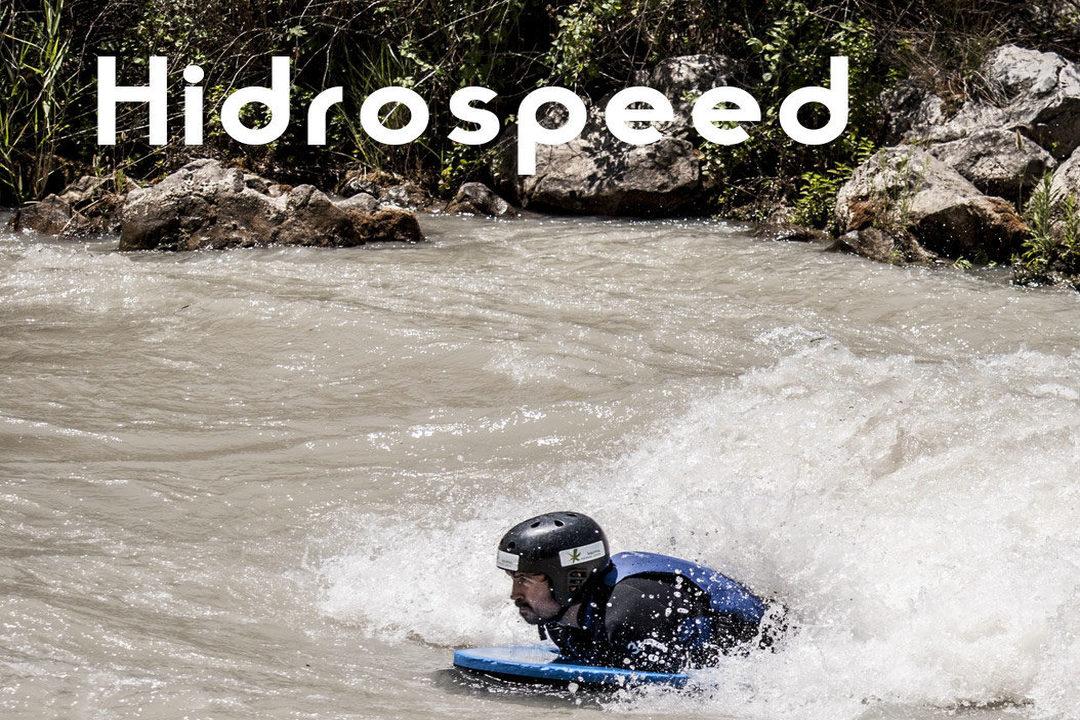 emocionante recorrido de hidrospeed en andalucía