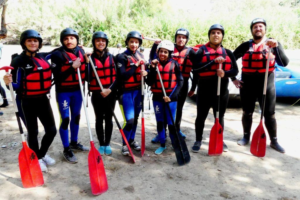 deporte de aventura e inlcusión social